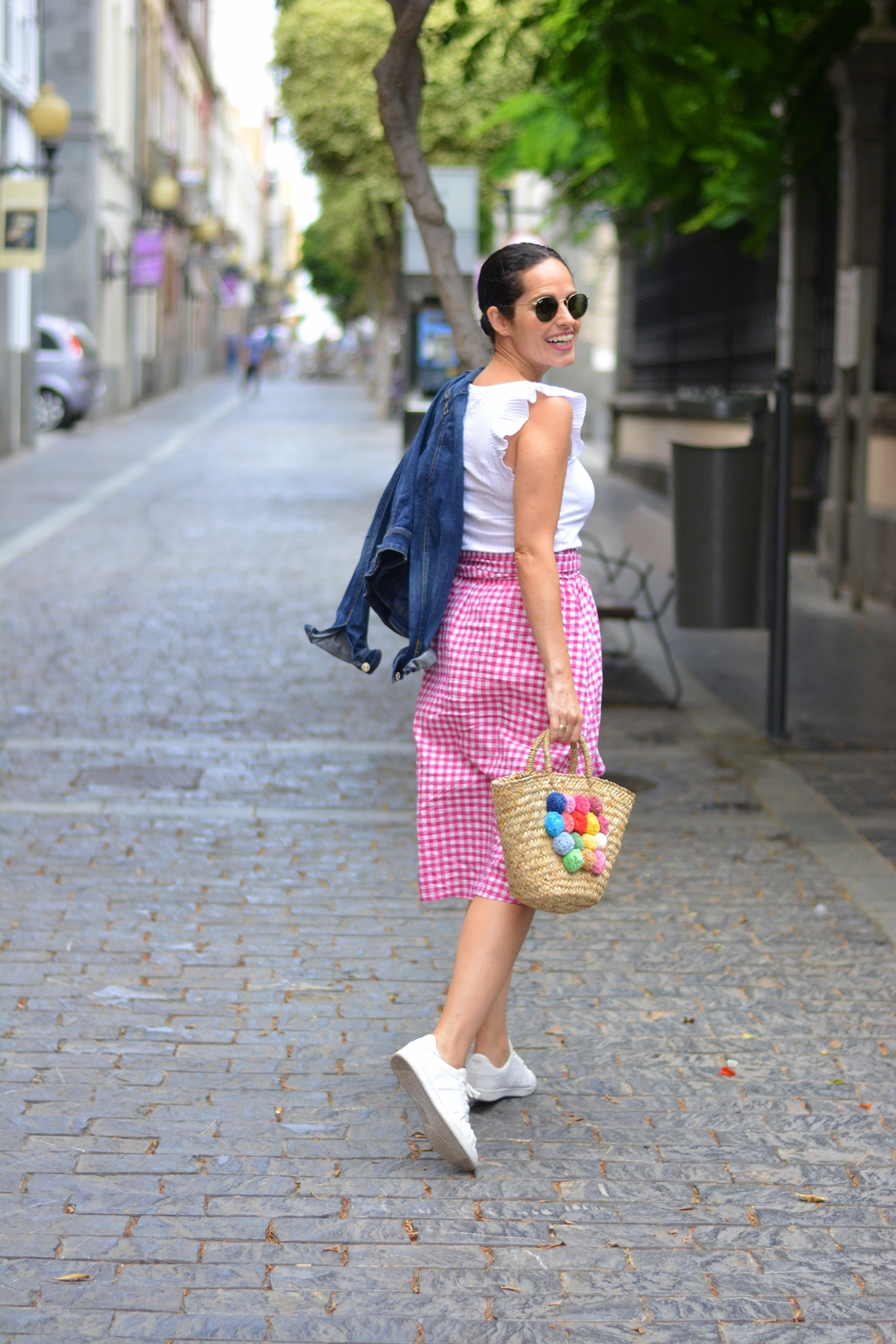 pink-vichy-skirt-outfit-gema-betancor