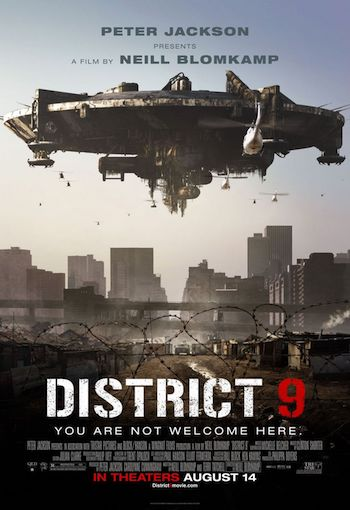District 9 2009 Dual Audio Hindi Full Movie Download