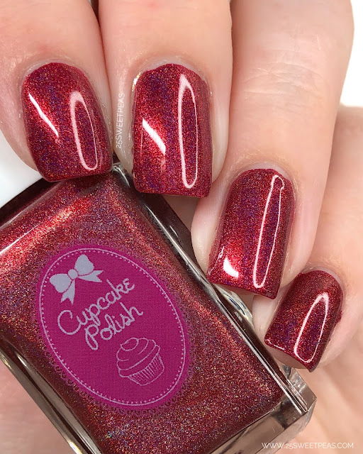 Cupcake Polish Marooned 25 Sweetpeas
