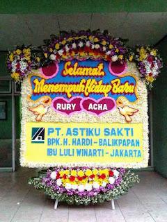 Bunga Papan Ucapan Selamat Untuk Pernikahan