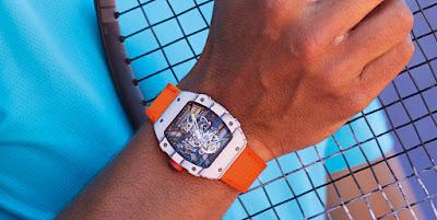 Reloj Tourbillon Rafael Nadal