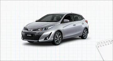 Đánh giá xe Toyota Yaris 1.5G CVT 2019