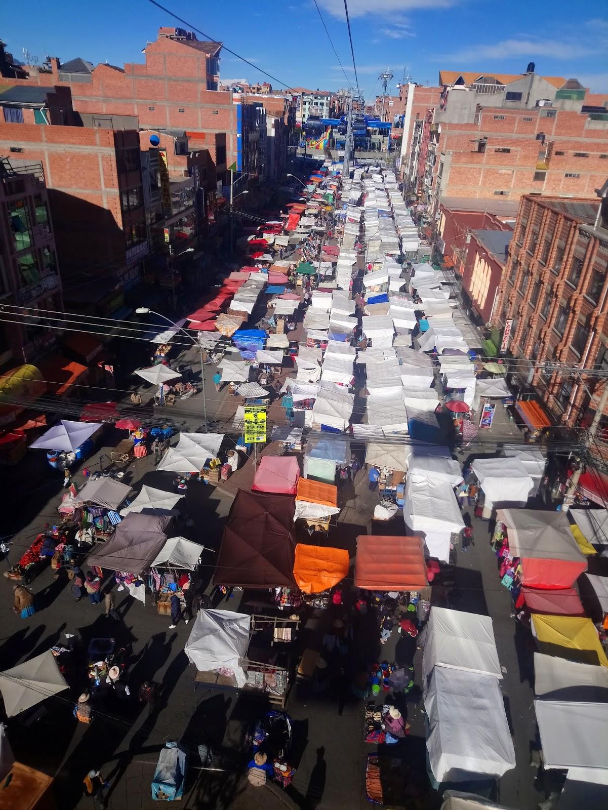 Economía en El Alto