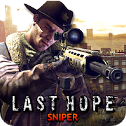 Last Hope Sniper Mod Apk Zombie War Free Shopping for android
