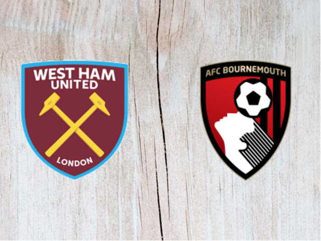 West Ham United vs AFC Bournemouth - Highlights - 18 August 2018