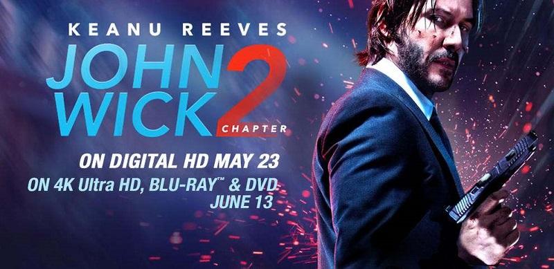 Hubbs Movie Reviews John Wick Chapter 2 2017