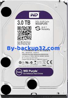 ما الفرق بين انواع الهارد ديسك ويسترن ديجيتال Western Digital وماذا تعنى الوانه المختلفة - Western Digital purple