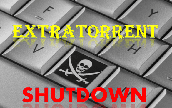 Another Torrent Website ExtraTorrent Shutdown