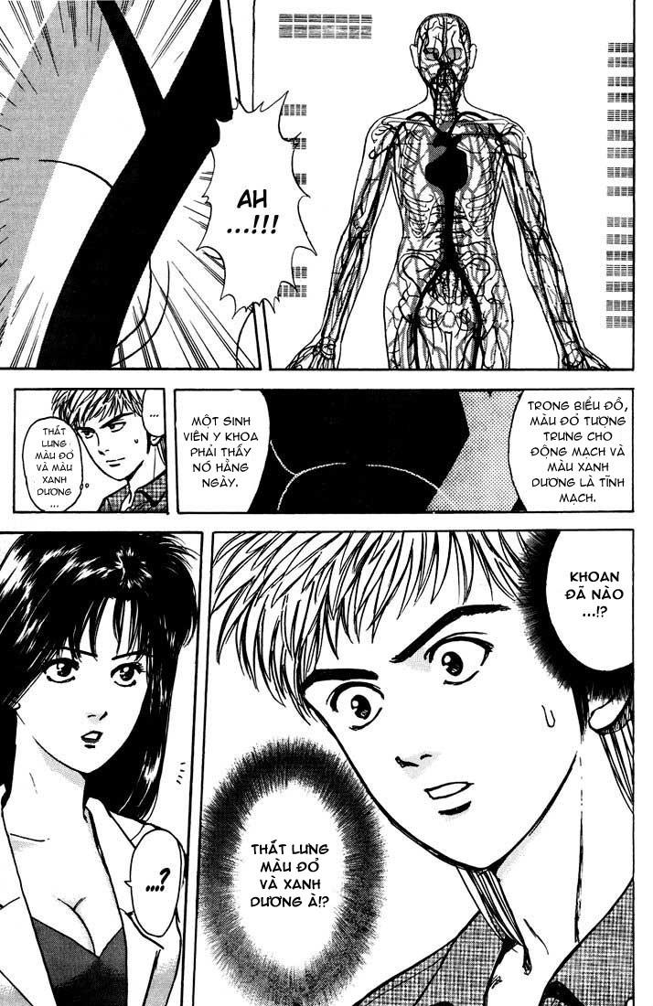 Psychometrer Eiji chapter 31 trang 13