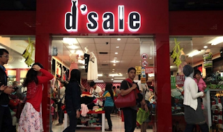 Bursa Kerja Lampung Terbaru di D'Sale Factoy Outlet Bandung Cabang Bandar Lampung Mei 2016