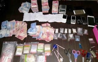 Tujuh Terduga Pelaku Narkoba Diamankan Satuan Narkoba Polda NTB