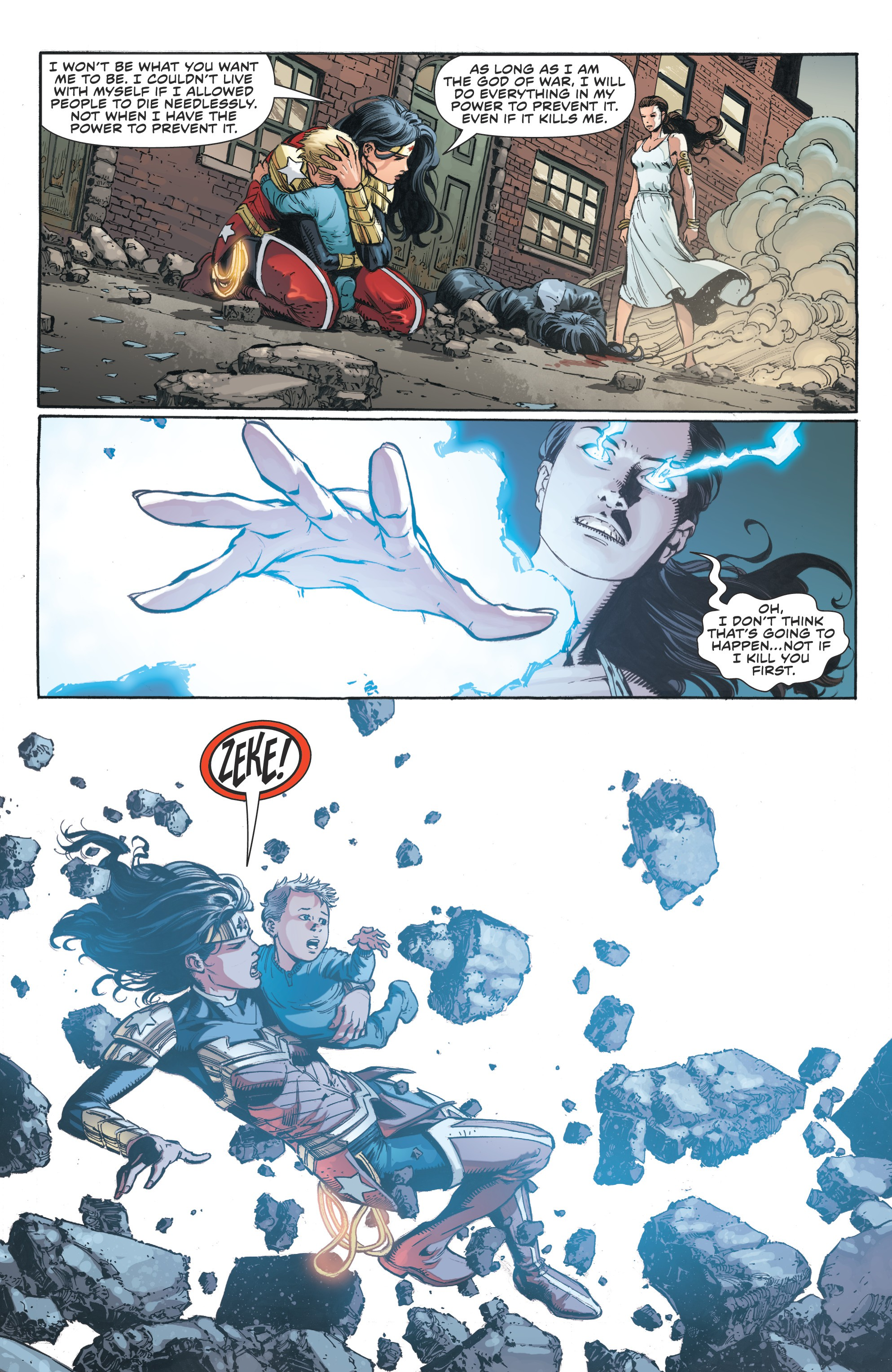 Read online Wonder Woman (2011) comic -  Issue #46 - 15