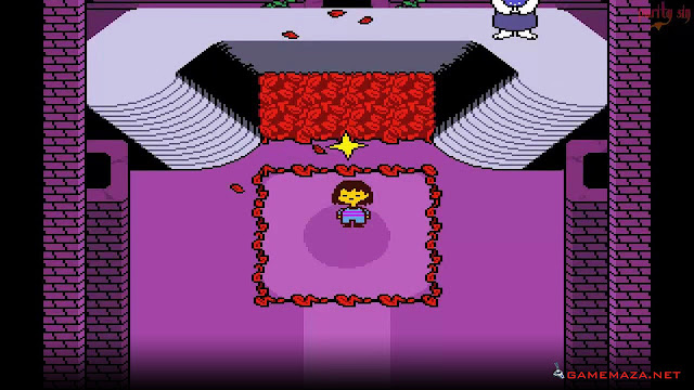 Undertale Gameplay Screenshot 2