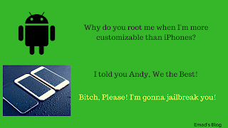 Advantages & Disadvantages of rooting your android device, Emad's Blog