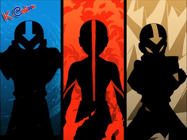 Kumpulan Gambar Kartun Aang Avatar Terbaru - K-Kartun