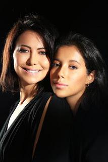 Atriz Simone Soares e a filha lançam canal no Youtube