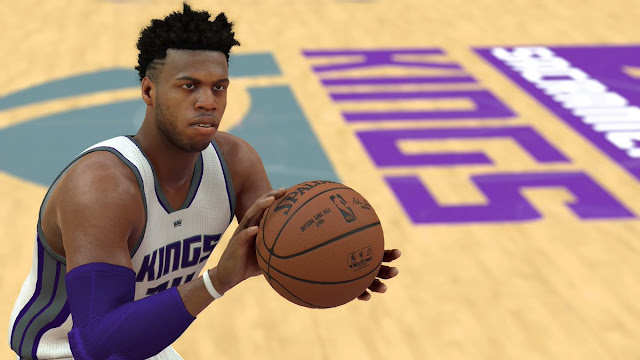 NBA2K Sacramento Kings Rebuild Project
