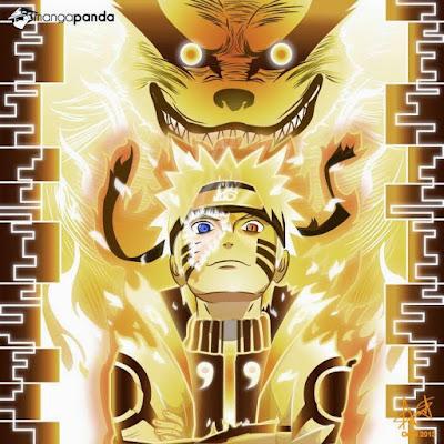 Kurama Dan Naruto
