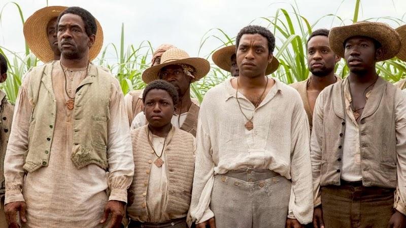 Chiwetel Ejiofor dans 12 Years A Slave de Steve McQueen