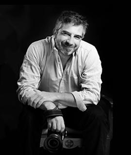 Cristian Moriñigo, fotógrafo de bodas, 15 años y retratos de estudio en Roldán