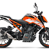 2017 KTM 250 Duke Launched in India @ INR 1,73,000