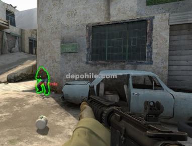 Counter Strike GO Panorama Wallhack Hilesi 16 Mart 2019 Yeni
