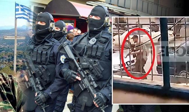 Βίντεο – ΝΤΟΚΟΥΜΕΝΤΟ από την ανταλλαγή πυροβολισμών του Κατσίφα με τους Αλβανούς αστυνομικούς