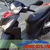 Sơn xe Honda Vision màu đỏ đen nhám 2015 [Vision_SG2015]