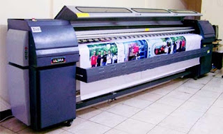 Mesin Printer Kain