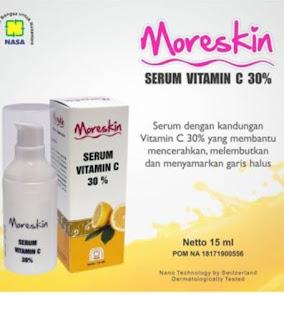 Harga Moreskin Serum Vitamin C 30 % Tsuen Wan