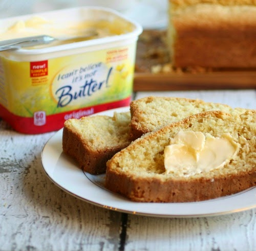 Buttery Breakfast Quick Bread