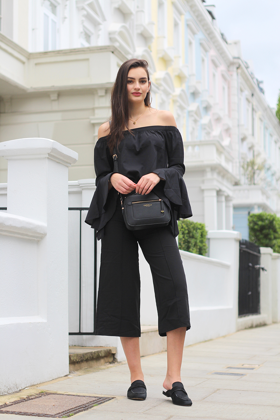 peexo spring style all black london