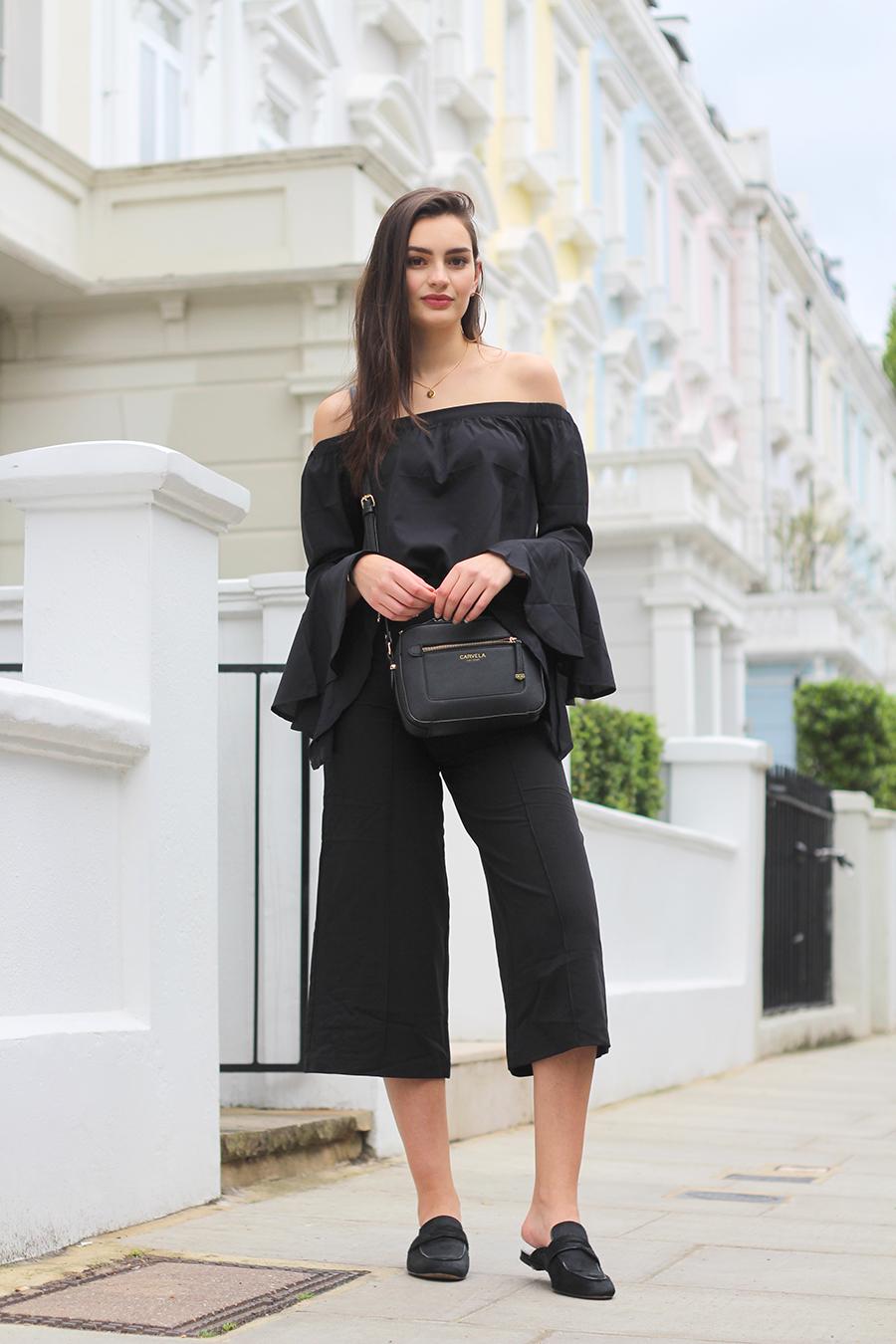 peexo spring style all black london