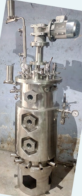laboratory fermenter for research lab