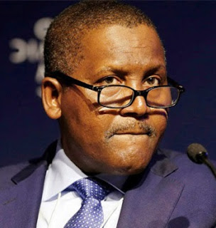 I'm Not Dead - Dangote Cries Out