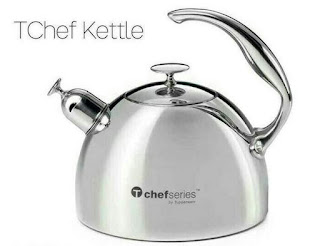 Tupperware Tchef Kettle