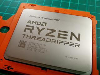 AMD تُطلق Ryzen Threadripper مُعالجها الأسرع على الإطلاق لأجهزة الحاسب المكتبي.