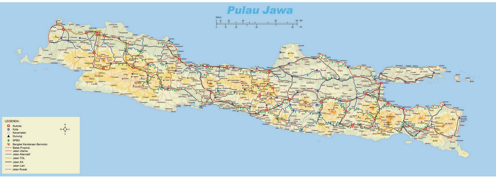peta kota mei 2011