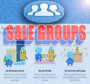 Beri Informasi Grup Jual Beli Yang Disarankan, Facebook Sematkan Sale Groups