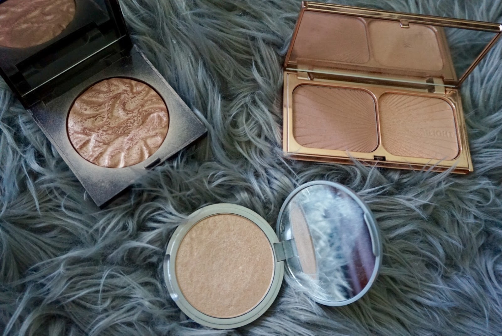 Charlotte Tilbury Filmstar Bronze and Glow review Mary Loumanizer Laura Mercier