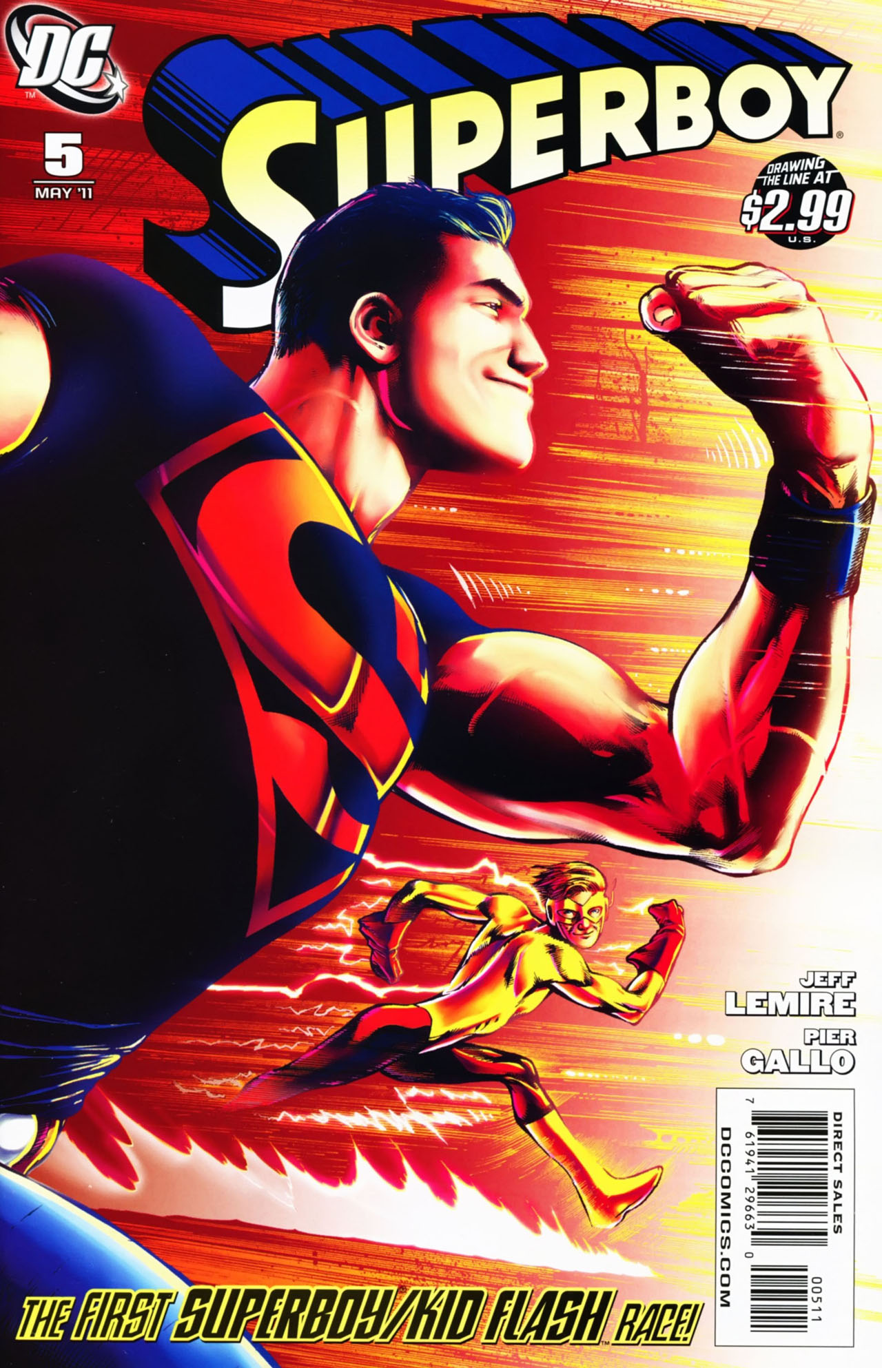 Superboy [I] Issue #5 #5 - English 1