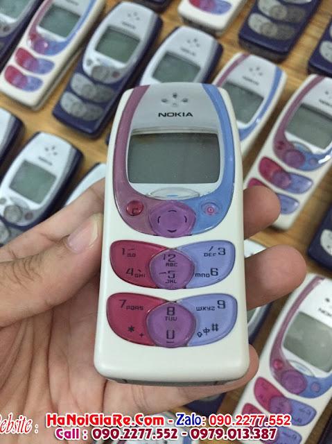 điện thoại cùi bắp  nokia 2300 giá chỉ 300k  phố hàng chuối - 141092