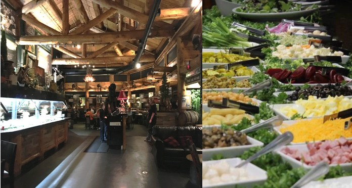Savory Taste Of The Smoky Mountains At The Park Grill