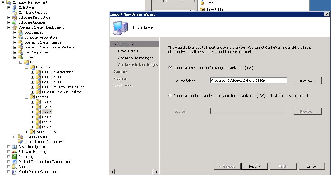 Misadventures in IT: SCCM Operating System Deployment Task