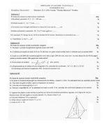Subiecte evaluare nationala 2017 - matematica simulare Oradea