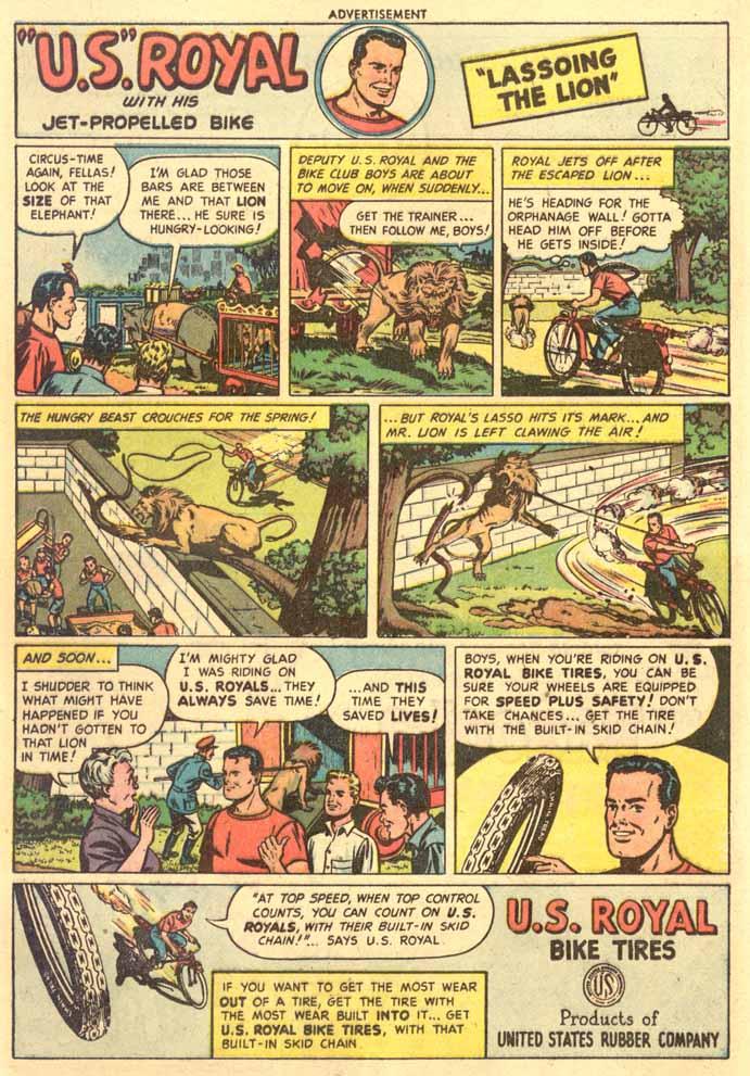 Read online Detective Comics (1937) comic -  Issue #159 - 25