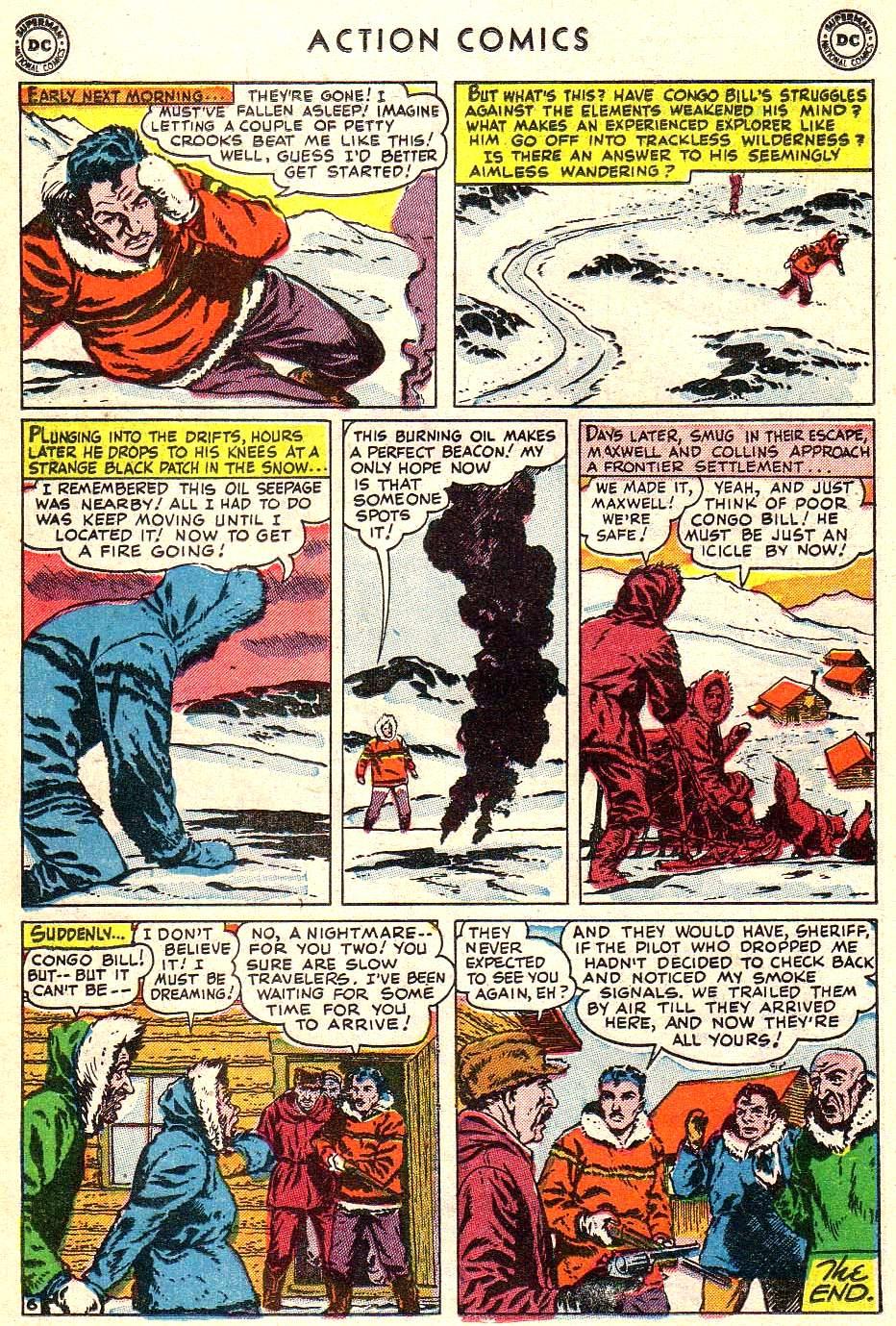 Action Comics (1938) 172 Page 21