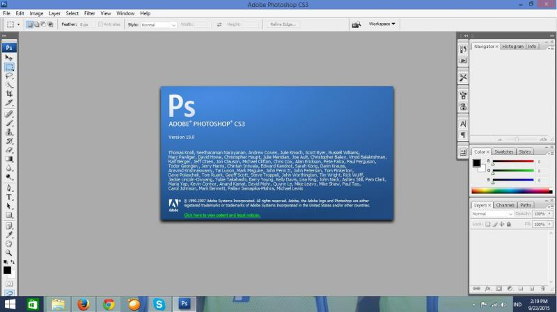 Free Download Adobe Photoshop CS3 Trial | Download adobe ...