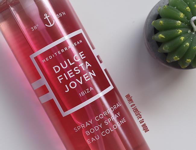 Laiseven - Gama Dulce Fiesta Joven Ibiza - Spray Corporal