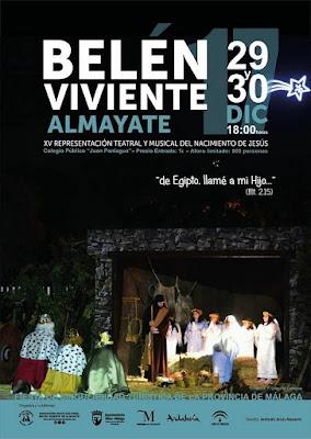 Belén Viviente 2017 - Almayate